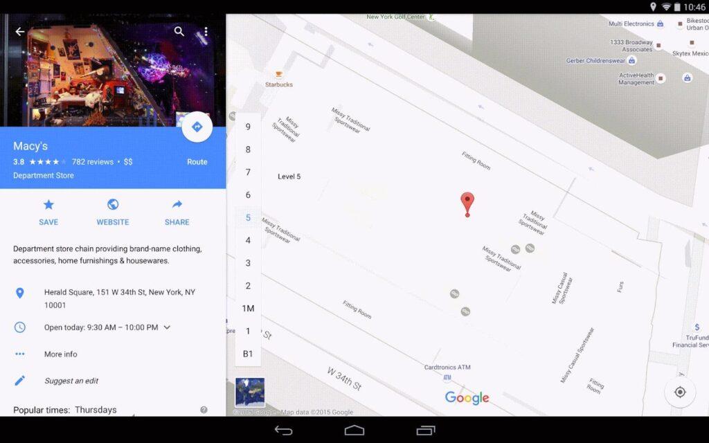 Google Maps Wyniki Wyszukiwania
